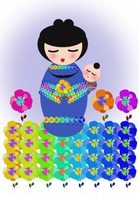 Frases muy bonitas de feliz día de la Madre | Saludos del día de la Madre