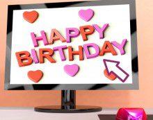 Carta de cumpleaños a mi amor