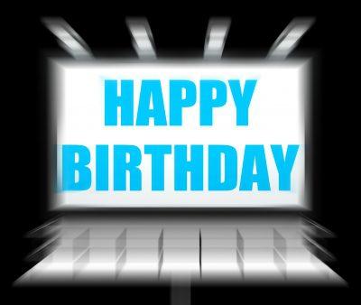 Frases con imágenes  de cumpleaños para postear en Facebook