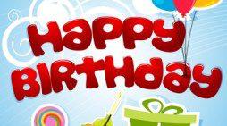 Imágenes con textos bonitos de cumpleaños para compartir en facebook