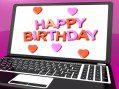 Imágenes con tarjetas de cumpleaños para muro Facebook