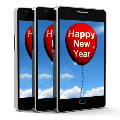 Imágenes con textos de Año Nuevo para celular