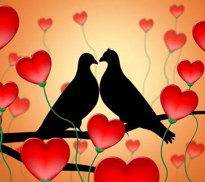 Tarjetas con imágenes de amor para enviar por WhatsApp | Mensajes de amor