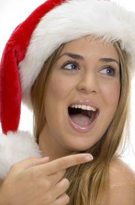 Tarjetas bonitas con mensajes de Navidad para celular