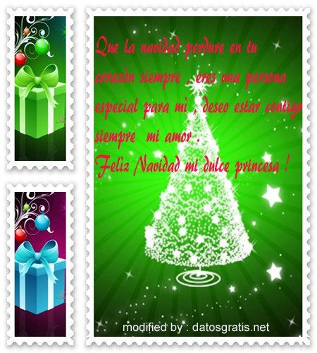 textos bonitos con im genes de navidad para dedicar