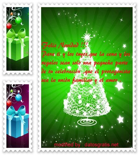 Tarjetas bonitas con mensajes de navidad para celular - Bonitas tarjetas de navidad ...
