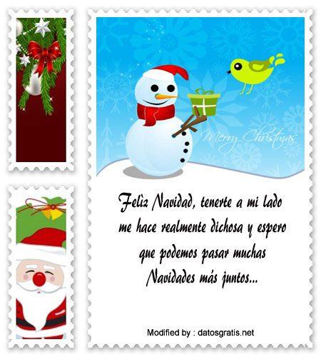 frases para enviar en Navidad a amigos,frases de Navidad para mi novio