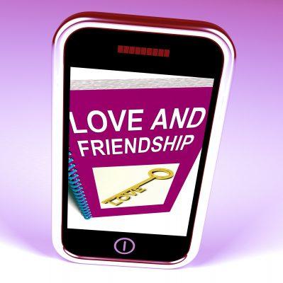 Imágenes con frases de amistad para descargar