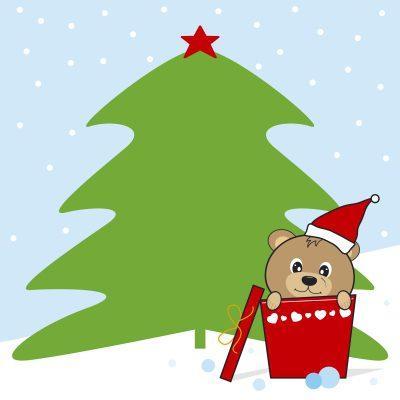 Frases y saludos con imàgenes de navidad para un chico