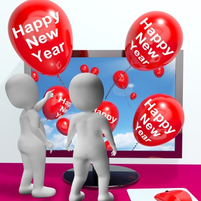 Enviar Mensajes De Año Nuevo