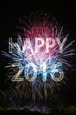 Felicidades de año nuevo gratis