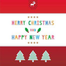 Mensajes de felìz Navidad y venturoso Año Nuevo