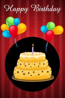 Bellos saludos de cumpleaños para enviar a una prima