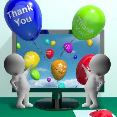 Mensajes De Agradecimiento Por Compartir En Tu Cumpleaños