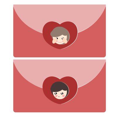 Romànticos saludos por aniversario de novios