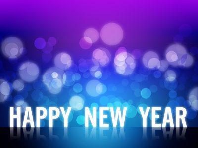 Lindos mensajes y agradecimientos de año nuevo