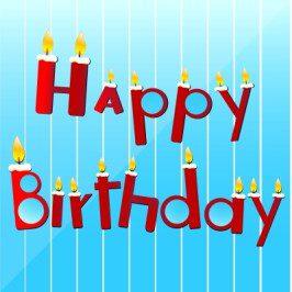 Originales saludos de felìz cumpleaños para dedicar