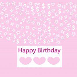 Bellos saludos de cumpleaños para una hija