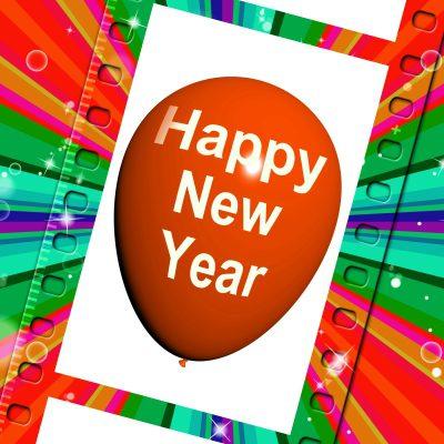 Saludos De Felìz Año Nuevo