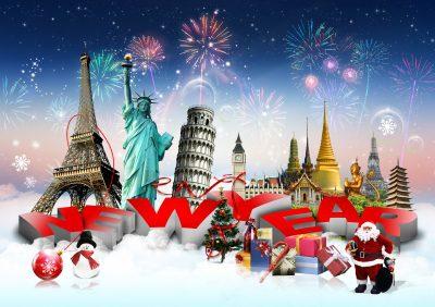 Saludos De Felìz Año Nuevo Gratis