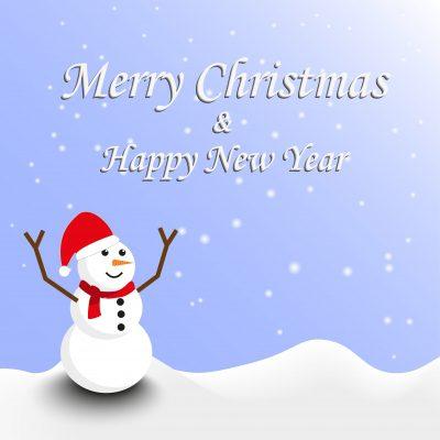 Saludos de año nuevo para mi madrasta