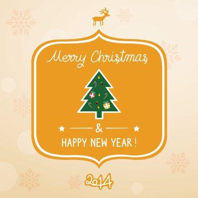 Saludos de Navidad y Año Nuevo empresariales | Mensajes De Navidad