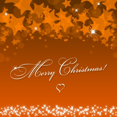 Saludos de Navidad  para facebook