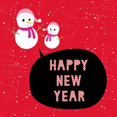 Felìz año nuevo para mi novio