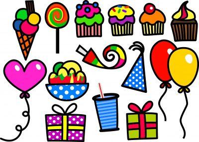 Bonitos saludos de cumpleaños gratis