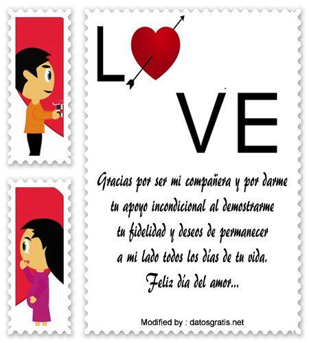 buscar frases para el dia del amor y la amistad, descargar mensajes bonitos  para el