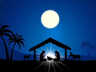 Lindos Mensajes De Navidad Recordando Al Niño Jesús