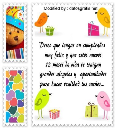 bajar nuevas frases de cumpleaños, enviar gratis palabras de cumpleaños