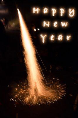 Enviar Mensajes De Año Nuevo Para Un Amigo o Familiar