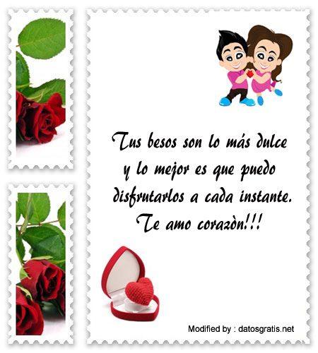 Buscar Mensajes De Amor Para Tu Novio | Frases De Amor