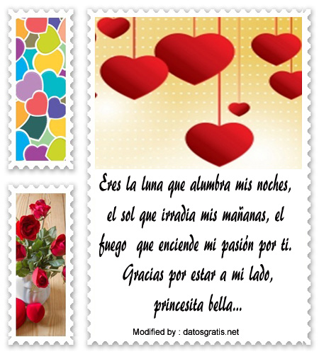 Bonitos Mensajes De Amor Para Mi Novia  Frases De Amor