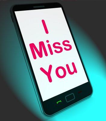 Buscar Lindos Mensajes Románticos Para Decirle Que Le Extrañas