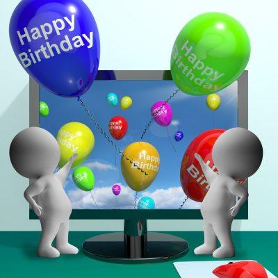 Ejemplos Gratis De Lindos Mensajes De Cumpleaños Para Celulares