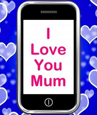 Ejemplos De Bonitos Mensajes Por El Día De La Madre Para Mamá