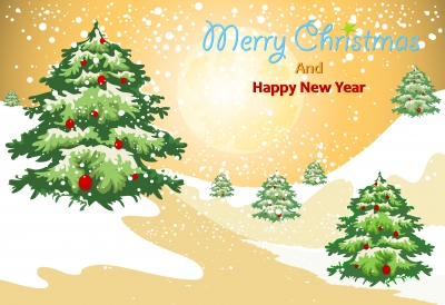 bonitas frases de Navidad y Año Nuevo, enviar nuevos mensajes de Navidad y Año Nuevo