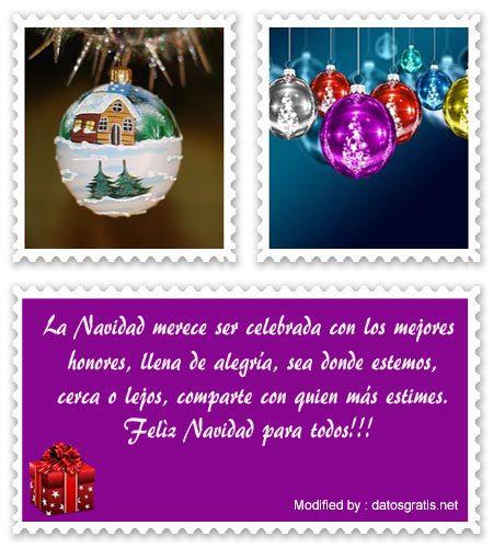 Buscar bonitos mensajes de navidad y a o nuevo lindas - Mensajes bonitos de navidad y ano nuevo ...