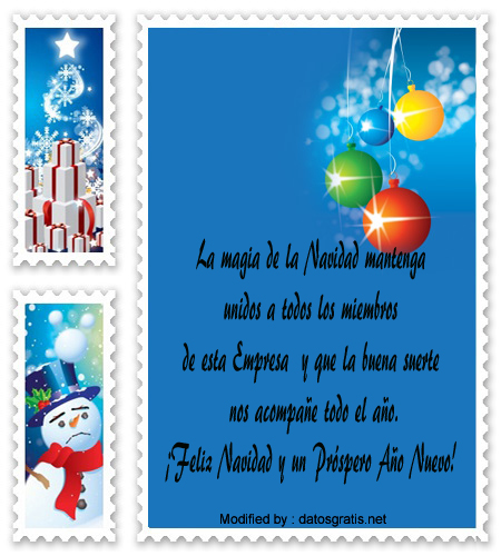 Bonitos Saludos Por Navidad Empresariales Tarjetas De