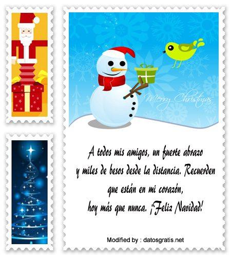 Bajar Bonitas Frases De Navidad Para Muro De Facebook