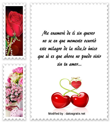 Bonitos Textos De Amor Para Celular Mensajitos De Amor