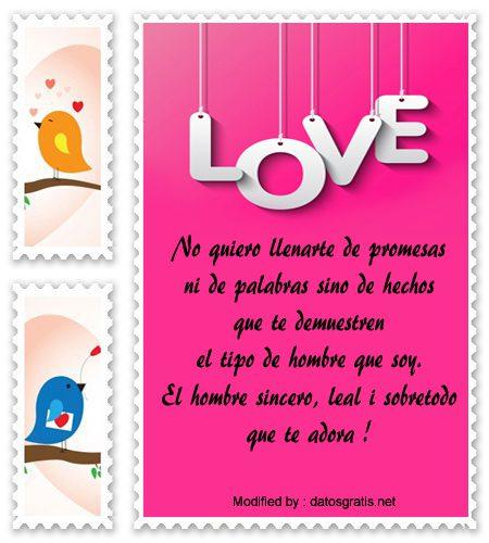 Bonitos Mensajes Cortos De Amor Para Enviar Frases De Amor