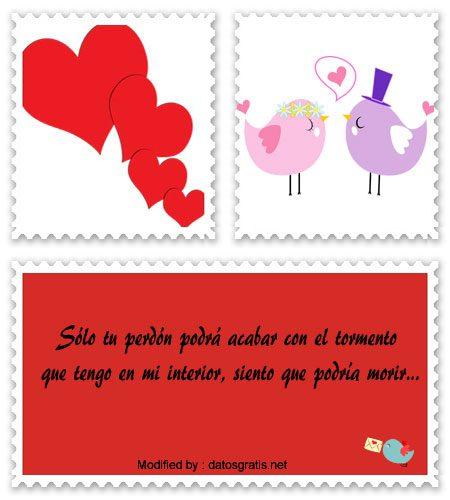 Las Mejores Palabras Para Pedir Perdon Disculpame Amor Mio Frases