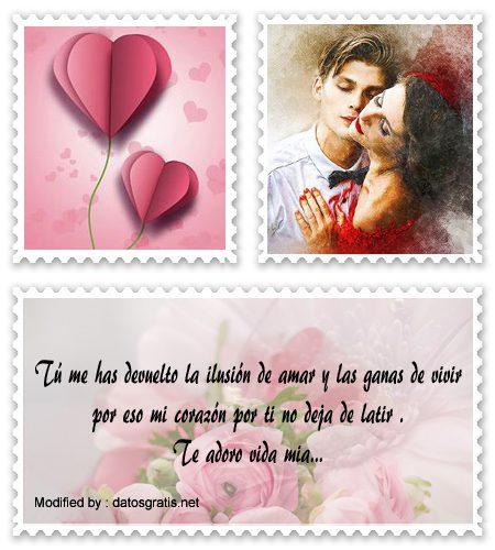 Mensajes Romànticos Para Celular Dedicatorias De Amor