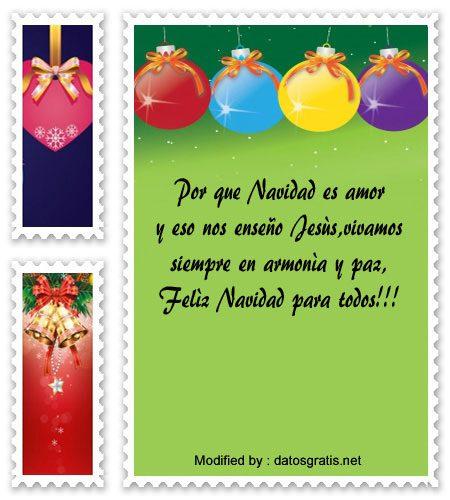 Modelos De Cartas Circulares Para Empleados Por Navidad