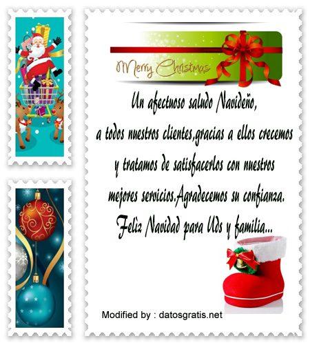 Cartas Bonitas De Navidad Para Clientes Frases De Navidad