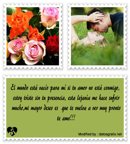 Frases De Te Extraño Mucho Mi Amor Mensajes Romànticos