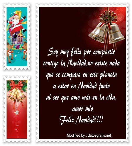 Bonitos Mensajes De Feliz Navidad Para Mi Esposa Saludos De